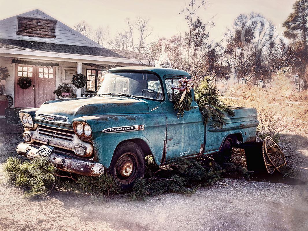 Christmas Mini Shoot Display by Patti Ryan