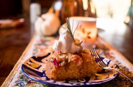 Pineapple Upside Down cake with a  twist!